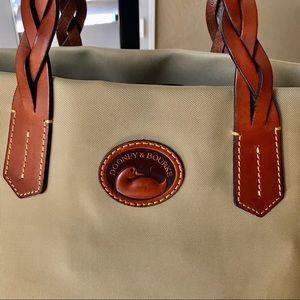 Dooney & Bourke Bags - NWOT Dooney & Bourke Nylon Shopper Tote